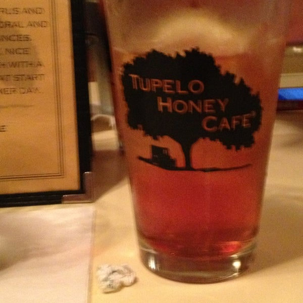 Photo taken at Tupelo Honey by Terry H. on 8/18/2013