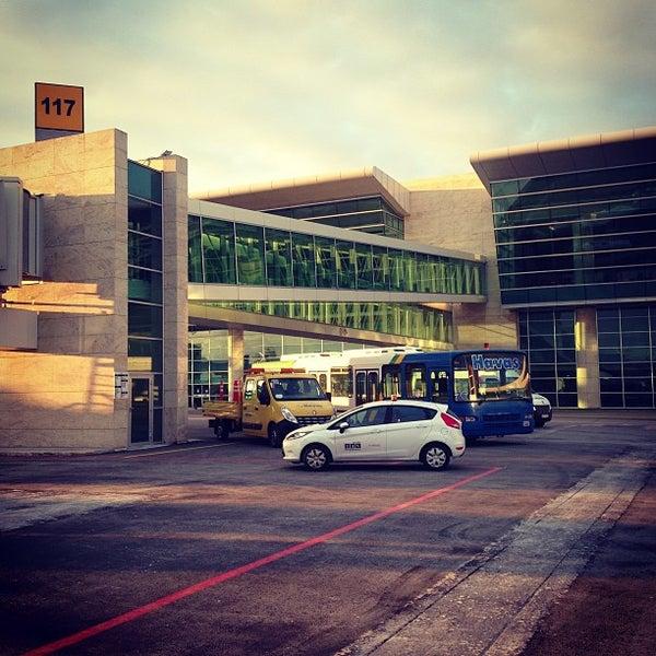 Photo taken at Ankara Esenboğa Airport (ESB) by Hakan T. on 7/23/2013