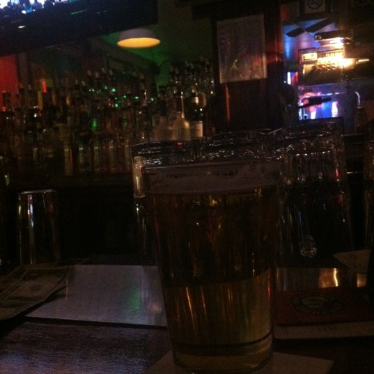 Photo taken at Bleecker Street Bar by Yura P. on 11/27/2012