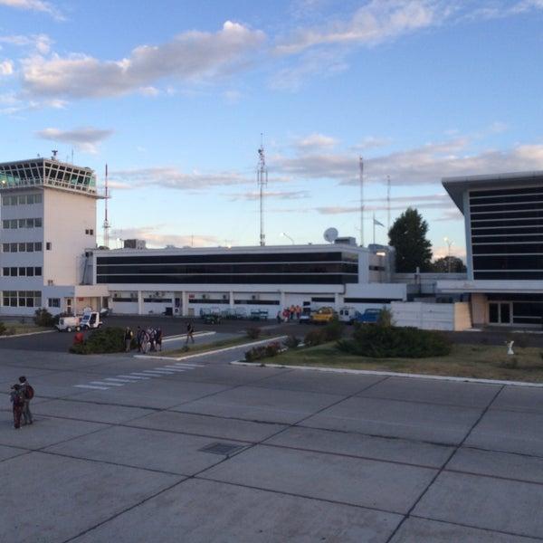 Foto tomada en Aeropuerto Internacional del Neuquén - Presidente Juan D. Perón (NQN) por Alexey A. el 3/25/2015