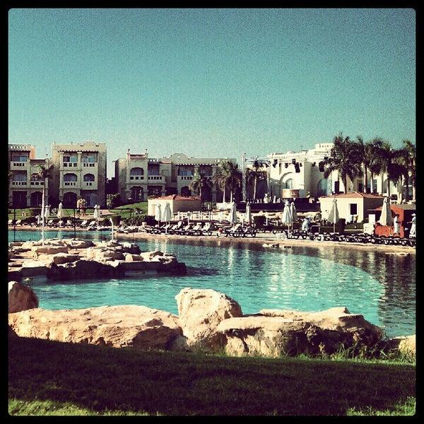 10/26/2012 tarihinde Bahar A.ziyaretçi tarafından Rixos Sharm El Sheikh'de çekilen fotoğraf