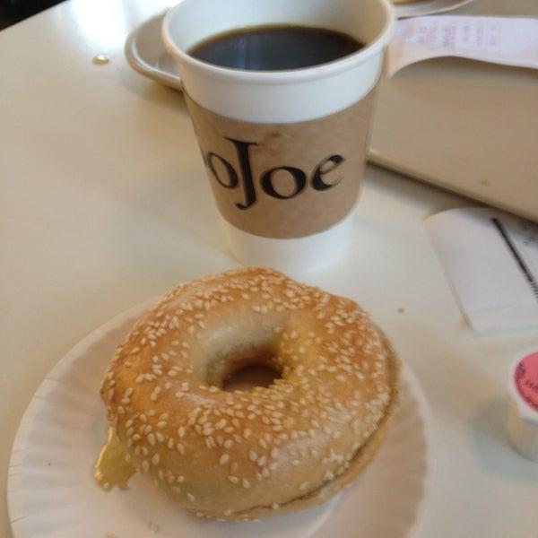 Photo taken at Bodo's Bagels by Ilene K. on 9/20/2013