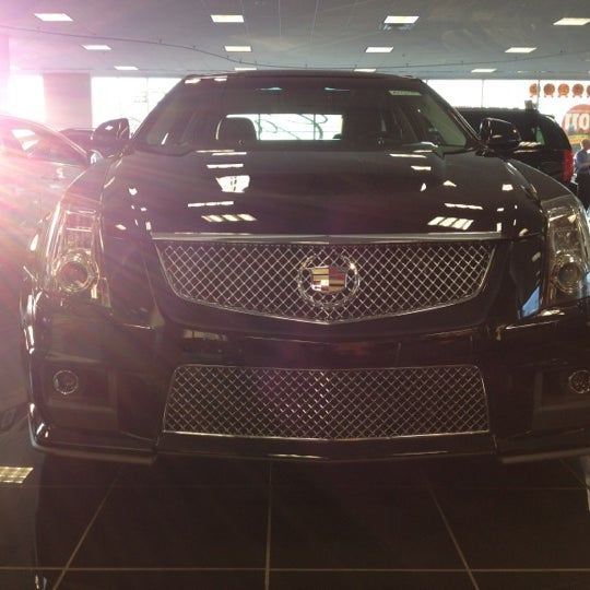 Valley Cadillac - Auto Dealership in Rochester