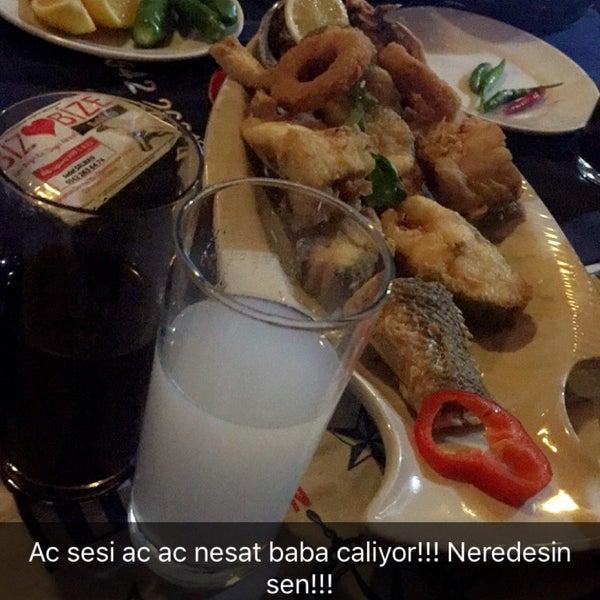 7/30/2017 tarihinde Cenk C.ziyaretçi tarafından Bizbize Balıkevi'de çekilen fotoğraf