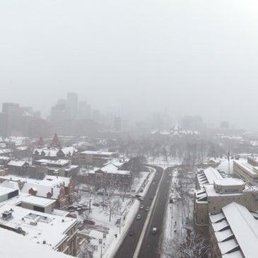 Photo taken at Park Hyatt Toronto by Eduardo M. on 1/22/2013