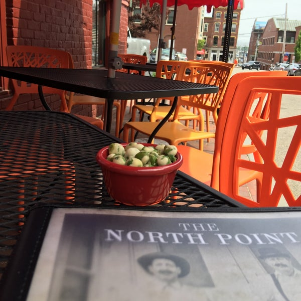 Best patio in the old port
