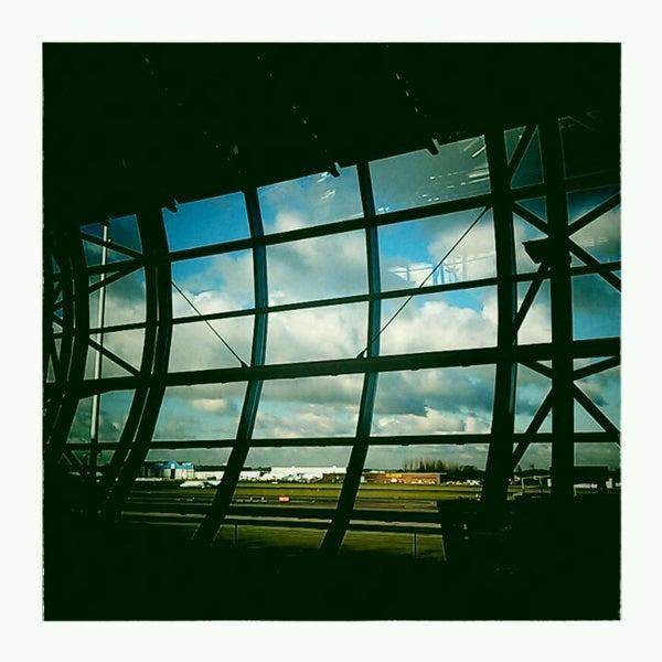 Снимок сделан в Брюссельский аэропорт (BRU) пользователем Philippe R. 11/29/2012