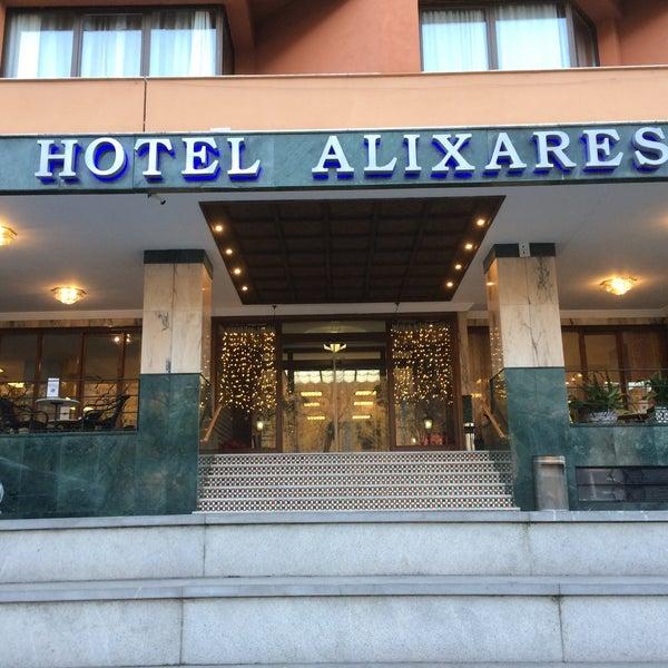 Photo taken at Hotel Alixares by Miyabi on 1/8/2017
