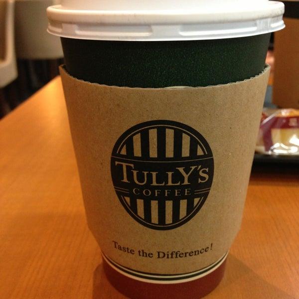 1/19/2013にIshida A.がTULLY'S COFFEE 京急羽田空港駅店で撮った写真