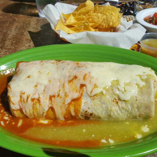 Mexican Food On Robertson Blvd