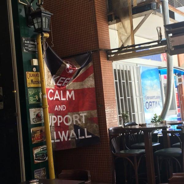 Photo taken at Millwall English Pub by Sebahattin Ü. on 8/31/2017