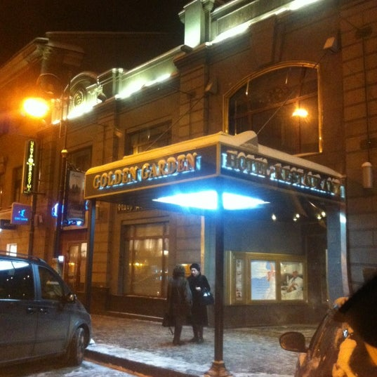 Снимок сделан в Golden Garden Boutique Hotel пользователем Igor I. 12/10/2012