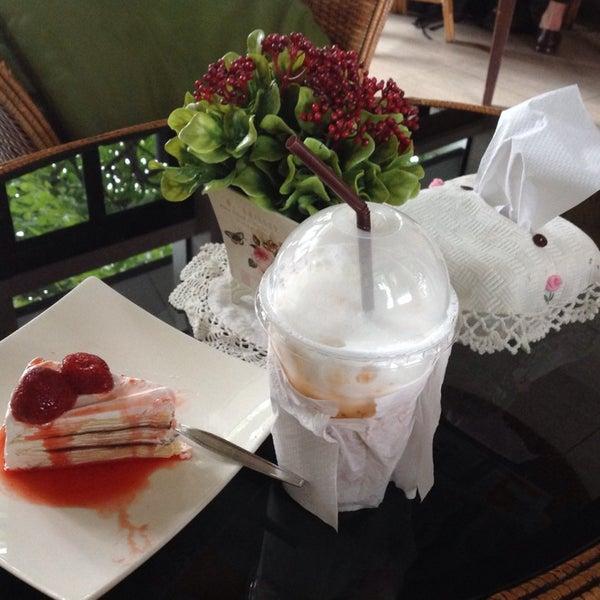 Photo taken at Sweet Garden by Benjie P. on 6/17/2014