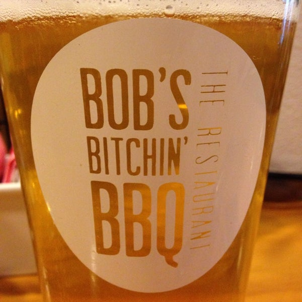 Photo taken at Bob's Bitchin' BBQ by Edward S. on 5/4/2014