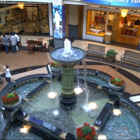 Photo taken at King of Prussia Mall by Monirah A. on 9/16/2012