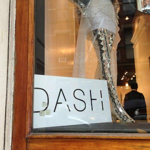 Photo taken at Dash NYC by Kar on 2/23/2013