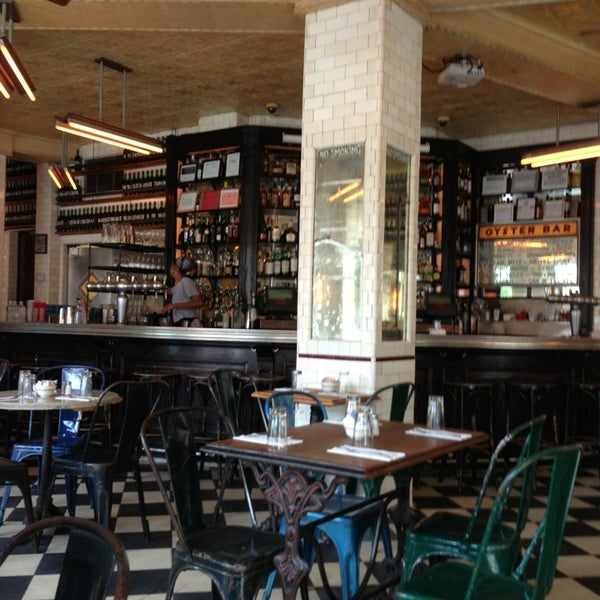 Photo taken at Schiller's Liquor Bar by Steven M. on 5/29/2013