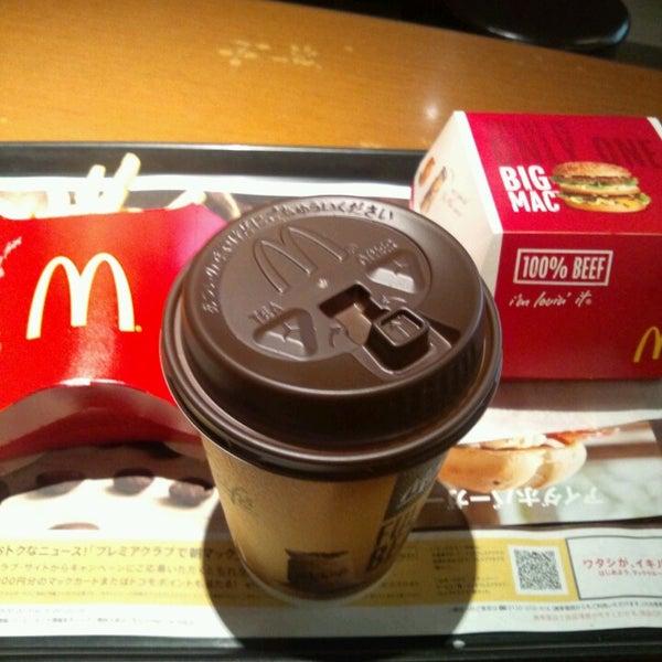 Photo taken at McDonald's by Masanori E. on 2/22/2013