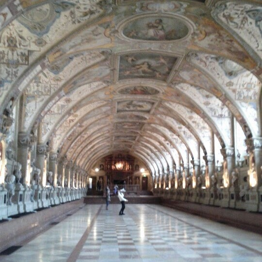 Photo taken at Residenz by Joao G. on 11/22/2012