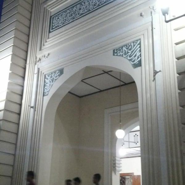 Photo taken at Masjid Jami' Kauman Pekalongan by senopati D. on 3/5/2014