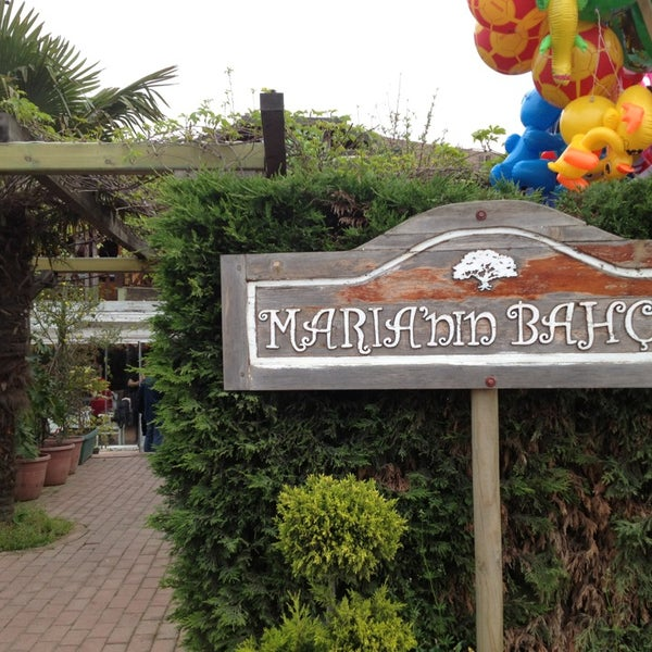 4/14/2013 tarihinde Bahar Ö.ziyaretçi tarafından Maria'nın Bahçesi'de çekilen fotoğraf
