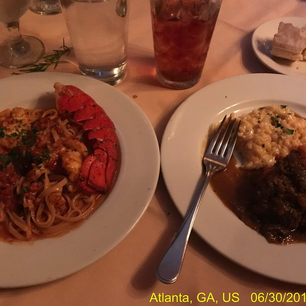 Photo taken at Nino's Cucina Italiana by J Scott O. on 7/1/2017