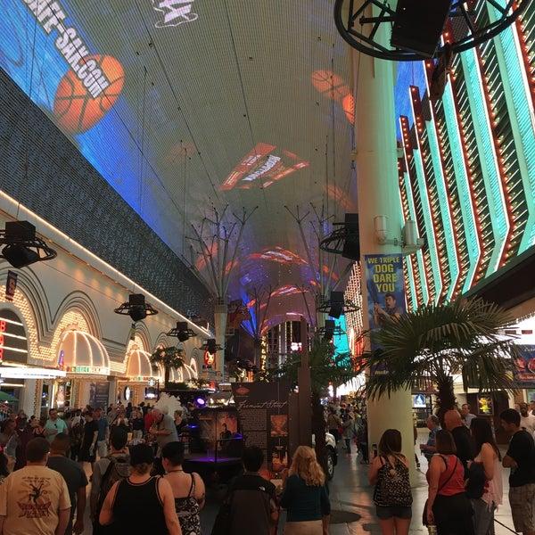 Photo taken at Downtown Las Vegas by Martijn S. on 3/21/2017