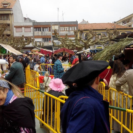Photo taken at Santoña by Hilda I. on 3/15/2014