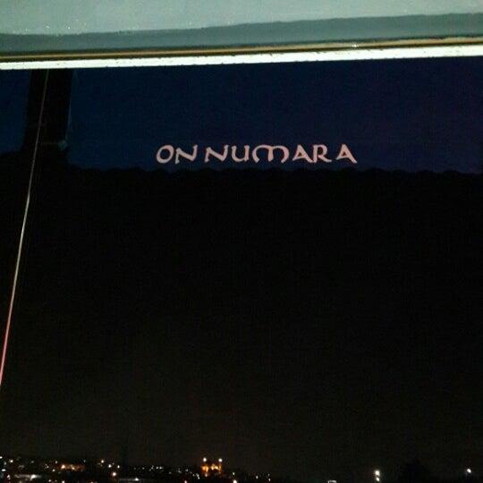 รูปภาพถ่ายที่ Galata On Numara โดย Emre K. เมื่อ 8/14/2013