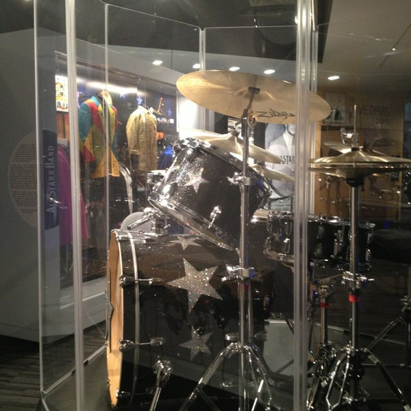 Photo taken at The GRAMMY Museum by Thirsty J. on 7/12/2013