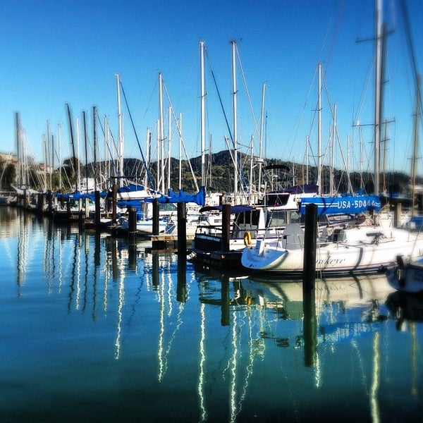 Photo taken at San Francisco Yacht Club by Shana R. on 2/15/2013