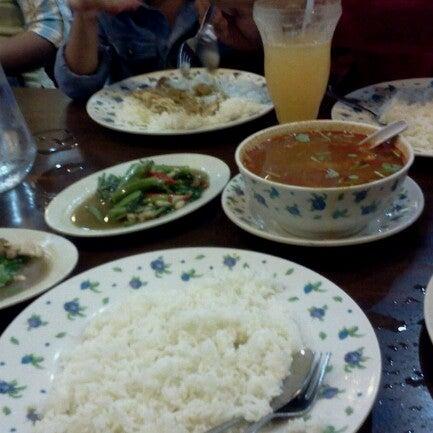 Photo taken at Restoran D'Warisan by Bro R. on 12/21/2012