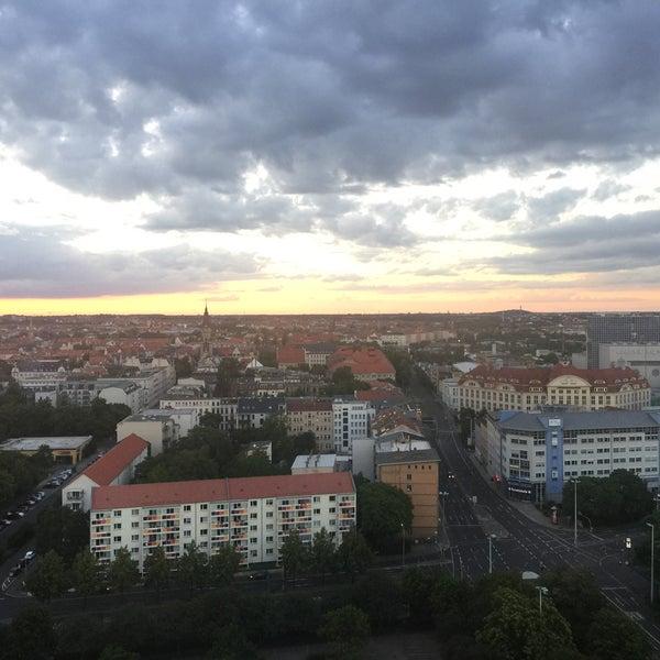 Das Foto wurde bei The Westin Leipzig von Kenta Y. am 7/3/2016 aufgenommen