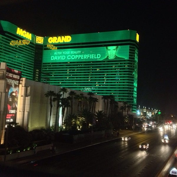 Photo taken at MGM Grand Hotel & Casino by Stanislaw Y. on 7/8/2013