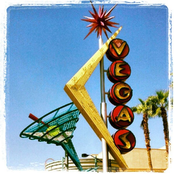 Photo taken at Downtown Las Vegas by Colin G. on 9/26/2012