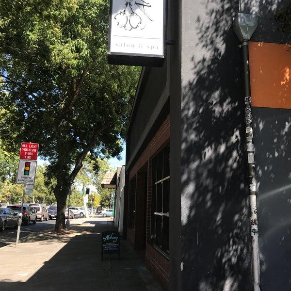 Alchemy salon and spa salon barbershop in east sacramento for 18 8 salon dallas