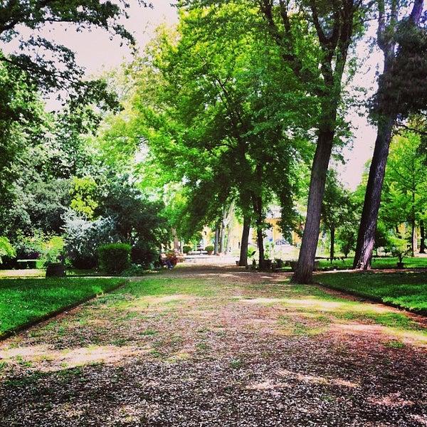 Photo taken at Museo di Storia Naturale, Orto Botanico by Cinzia R. on 4/28/2013