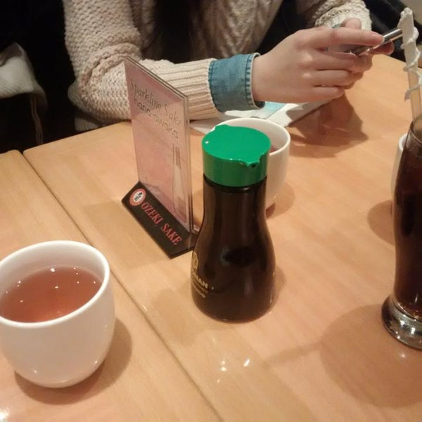 Photo taken at Noodle Cafe Zen by Magic F. on 3/5/2016
