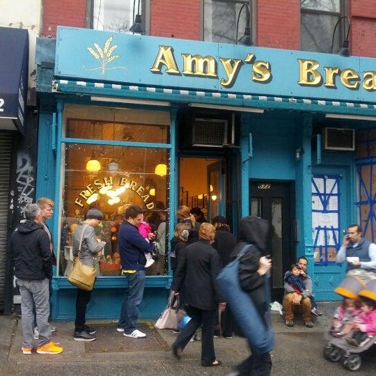 Foto tomada en Amy's Bread por Steve S. el 10/30/2012