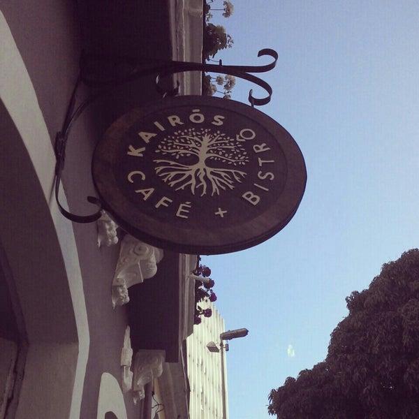 Foto tirada no(a) Café Kairós por Nayane Nathalie em 11/14/2013
