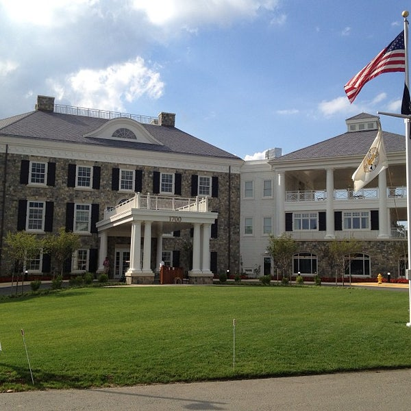 Army-Navy Country Club (ARL) - Golf Course in Army Navy ...