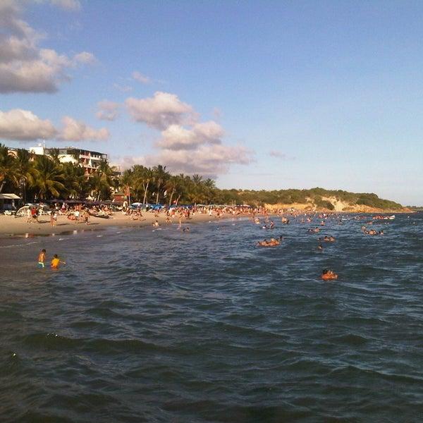 Photo taken at Playa El Yaque by Ruben C. on 2/8/2013