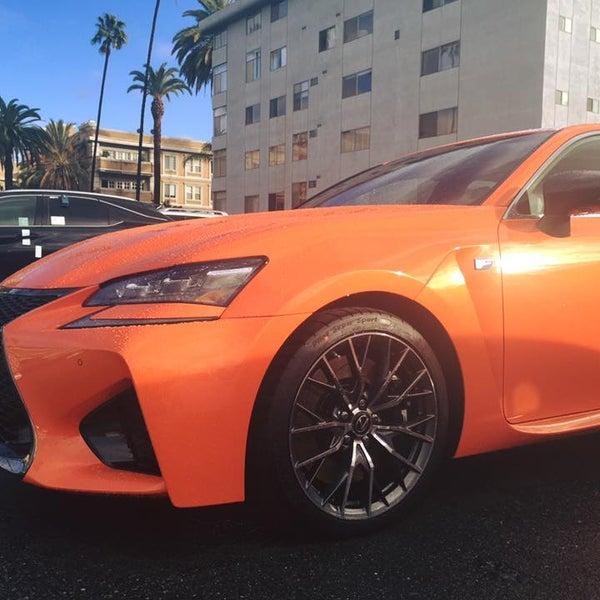 Photo Taken At Jim Falk Lexus Of Beverly Hills By Jim Falk Lexus Of Beverly  Hills