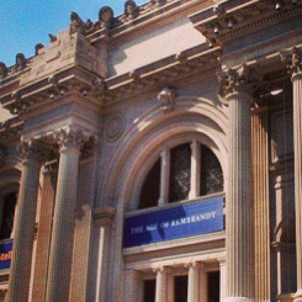 Photo taken at Metropolitan Museum of Art by Ryan S. on 6/8/2013