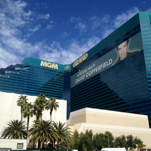 Photo taken at MGM Grand Hotel & Casino by John G. on 3/15/2013