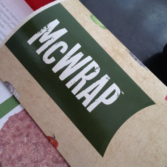 Photo taken at McDonald's by Miloš Š. on 10/2/2012