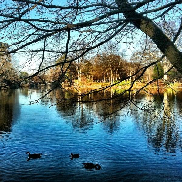 รูปภาพถ่ายที่ Piedmont Park โดย Cristian เมื่อ 2/24/2013