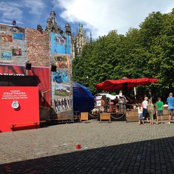 Photo taken at Festivalplein Theaterfestival Boulevard by sander t. on 8/11/2014