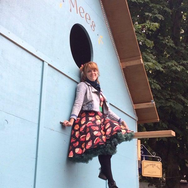 Photo taken at Festivalplein Theaterfestival Boulevard by sander t. on 8/16/2015