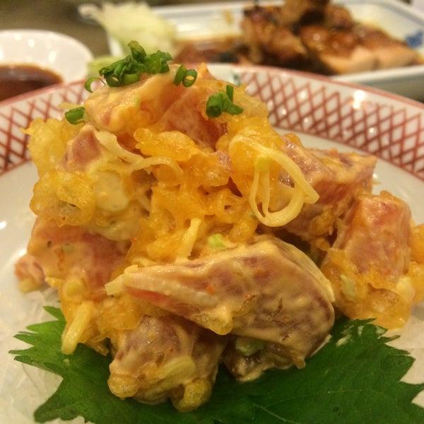 12/25/2014にRachがTanabe Japanese Restaurantで撮った写真